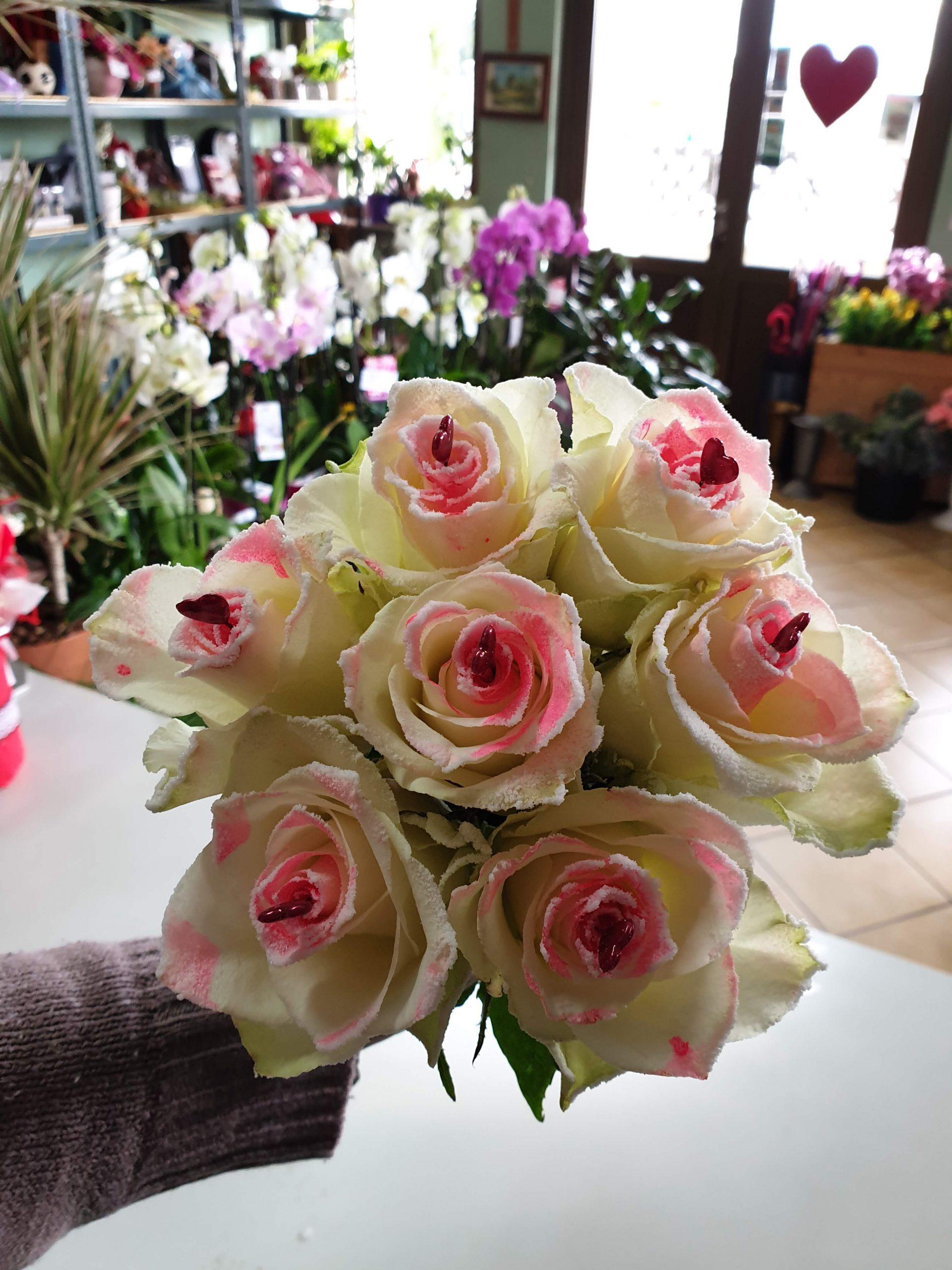 Ruže sa srcem