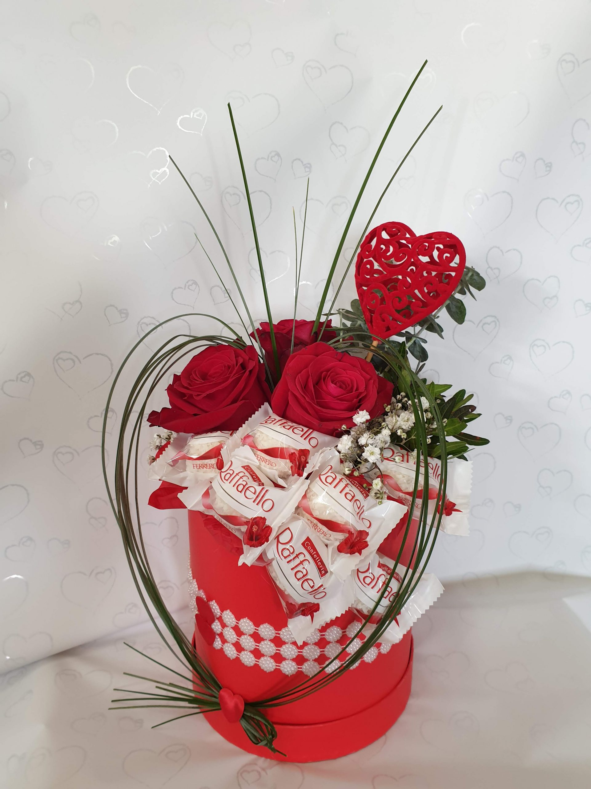 Raffaello flower box